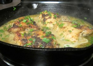 Italian Lemon Chicken