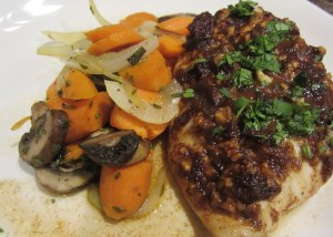 chicken and carrots2