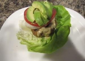 open-face turkey burger2