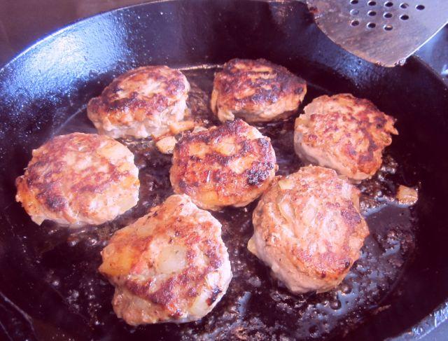 turkey-apple sausage 3
