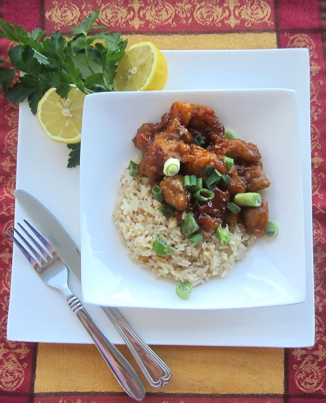 sweet and sour chicken2