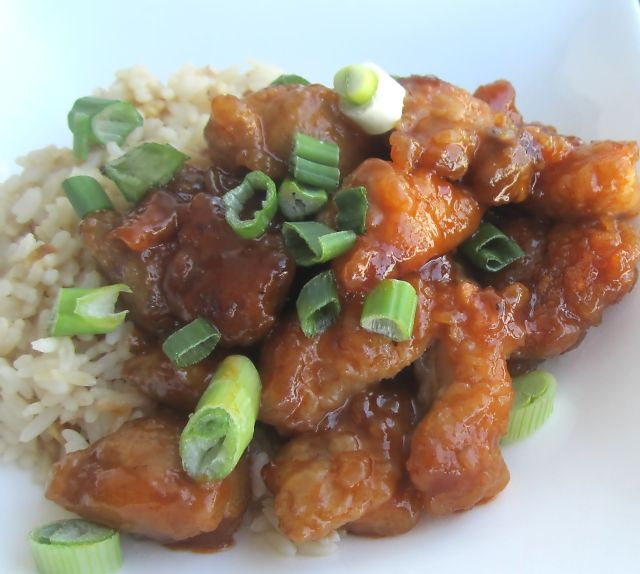sweet and sour chicken4