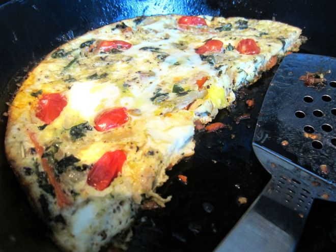 zoodle frittata2