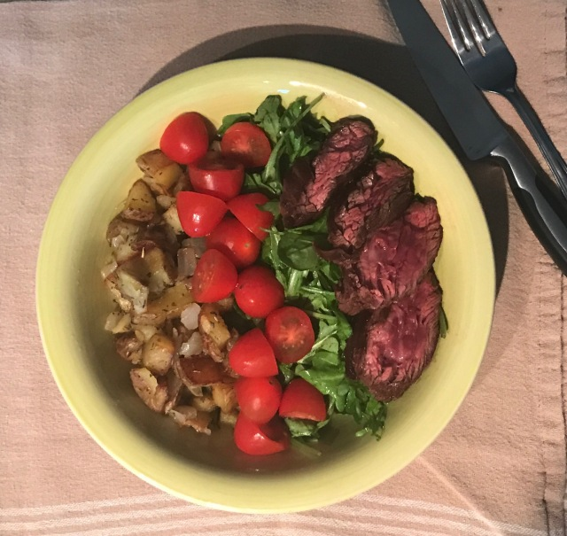steak salad2
