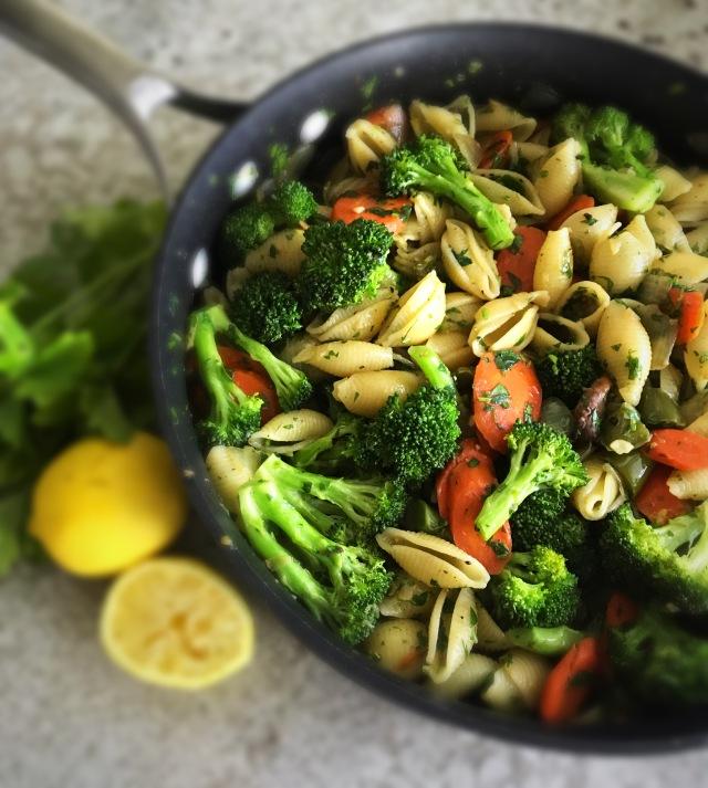 kitchen sink pasta