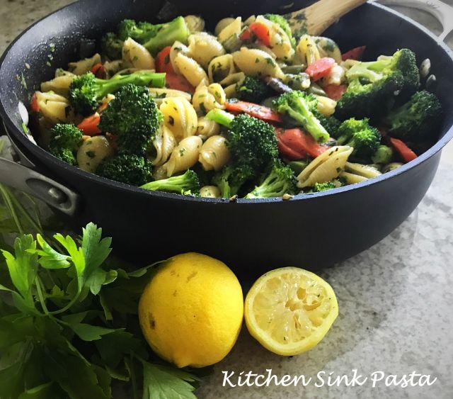 kitchen sink pasta3
