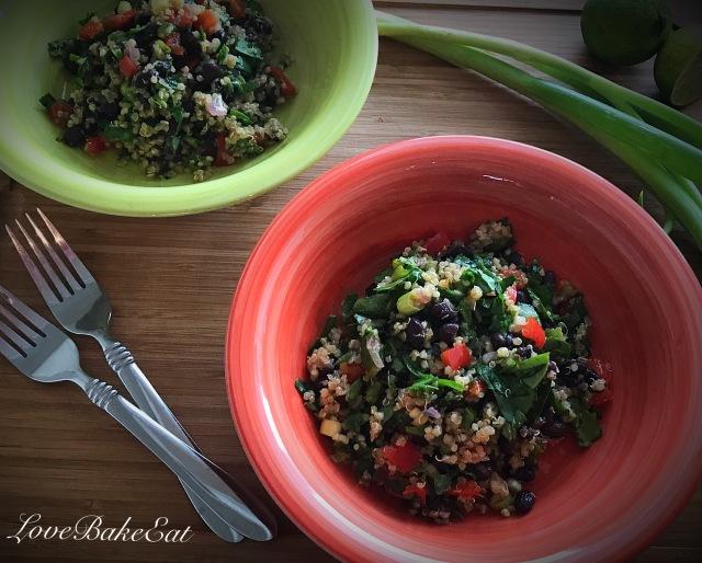 southwestern quinoa salad2