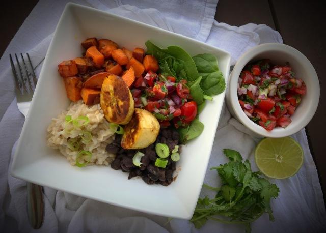 vegan cuban bowl3