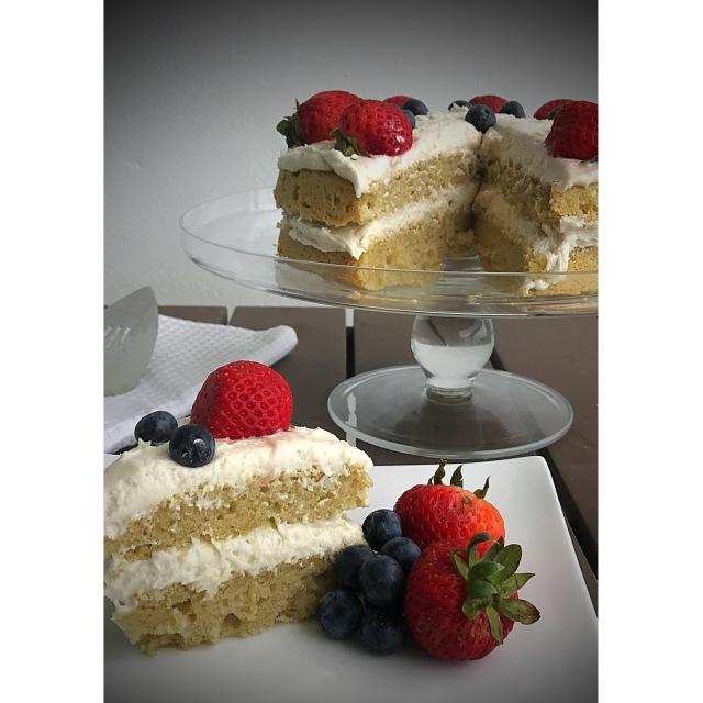 vegan vanilla cake2
