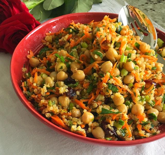 moroccan chickpea salad3