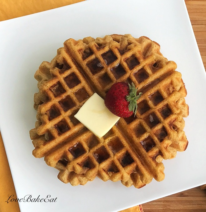 pumpkin waffles4