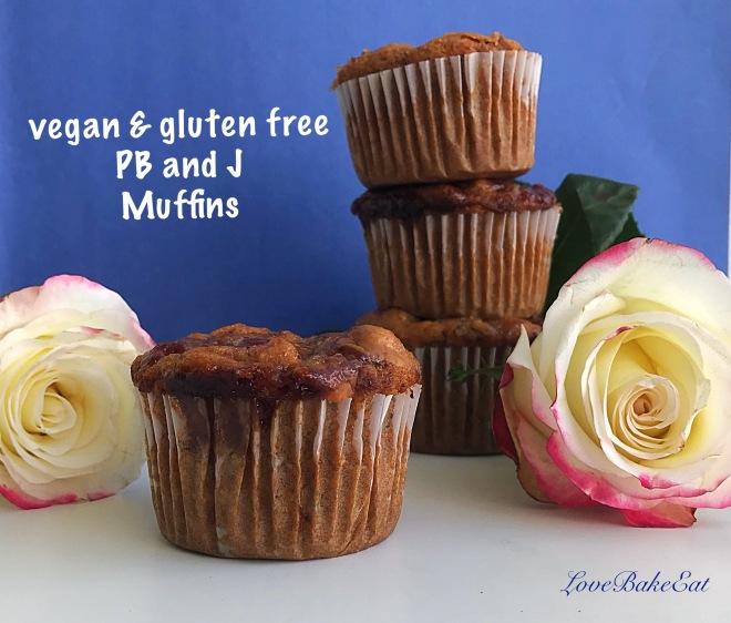 PBandJ Muffins