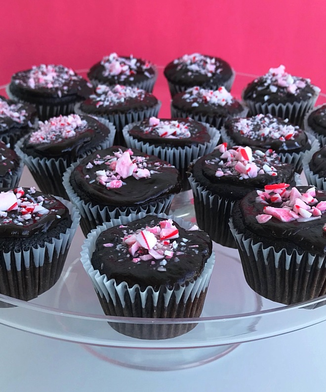 peppermint chocolate cupcakes2